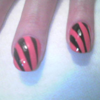 Bengal nails pam fricke