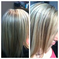 Melissa hair