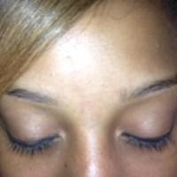 Client lashes 3