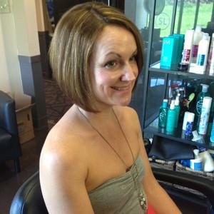 Angie Mcmahon Hair Stylist Montgomery Ohio