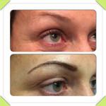 Jen diebold eyebrows