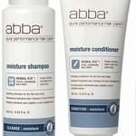 Abba mosture shampoo   conditioner